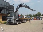 new Mercedes standard flatbed truck
