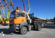 camión MAN TGA 380 4X4