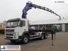 camión Volvo FM 400 6x4 + PM 48028 SP + cont. hook
