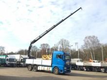 camion MAN TGX 26480 6X2 HIAB 166E5 EURO 5 17.3m