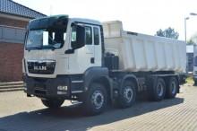 camion Mercedes 3236 / 8X4 10m³ Trommel L269 MODEL 2008