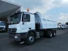 camion Mercedes 3331 K 6x4 VS Mont Kipper eckig 16m3