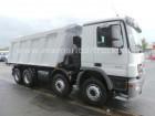 camion Mercedes 4140 K 8x4 Meiller Kippmulde H4K 20m3