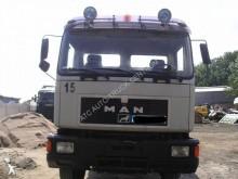 ciężarówka wywrotka trójstronny wyładunek MAN używana