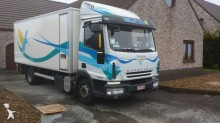 used Iveco insulated truck