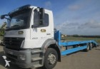 used Mercedes heavy equipment transport truck