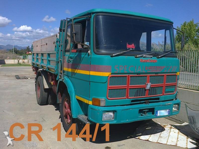 Camion fiat ribaltabile trilaterale 110 4x2 euro 6 usato - Portata massima camion italia ...