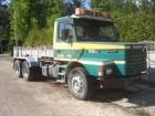 ciężarówka podwozie Scania używana