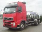 Volvo FH12 420 HAKOWIEC truck