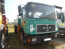 camion benă MAN second-hand