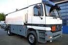 camion Mercedes Actros 1840 Tankwagen ALU 15380 L A1 FL+AT+ADR