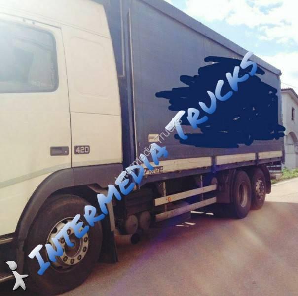 Cassoni centinati per camion