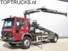 camión Volvo FL10 4X2 MANUAL HIAB102-1 CRANE SPRING/BLATT