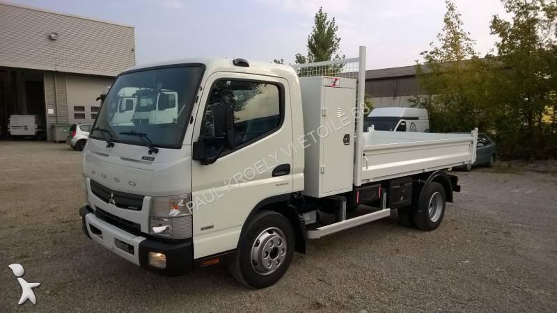 Photos Camion Mitsubishi Benne Mitsubishi 7c18 Neuf 1096389