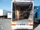 used MAN standard flatbed truck
