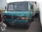 used Mercedes chassis truck