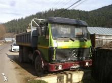 camion dublu Mercedes second-hand