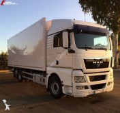 camion frigo multitemperature MAN