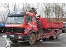 Mercedes 2631 6X4 - TIPPER + CRANE LKW