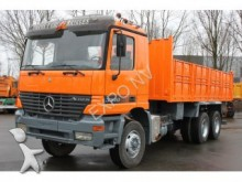 Mercedes 3340 6X4 !! MANUAL !! Meiller kipper truck