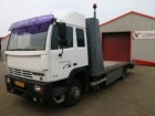 used Steyr tow truck