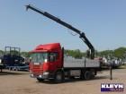 Scania P 124.420 6X2 17T ATLAS truck