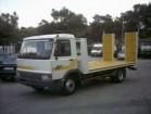camion bisarca Iveco usato