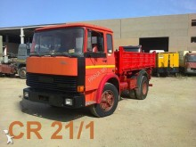 used Fiat three-way side tipper truck