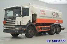 camion Scania P 124.400