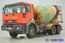 camión hormigón usado