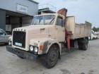 camión Volvo N 720 (PALFINGER CRANE / STEEL SUSP