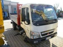 camion ribaltabile trilaterale Mitsubishi usato