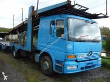 camión portacoches Mercedes usado