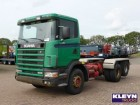 camion Scania R 124.400 FULL STEEL MANUAL