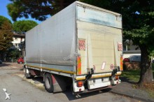 used Iveco dropside flatbed tarp truck