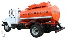 new GAZ tanker truck