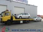 Mercedes 814 Schiebeplateau + Hubbrille + el.Seilwinde truck