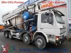 camion calcestruzzo pompa per calcestruzzo Scania usato