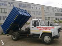 new GAZ tipper truck