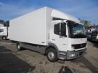camion Mercedes Atego 1222 L Koffer 7,20 m AHK Luft HA * E 5