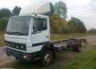 used Mercedes insulated truck