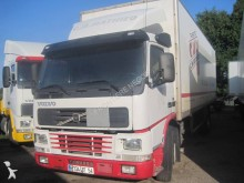 used Volvo box truck