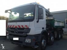 camion bi-benne Mercedes occasion