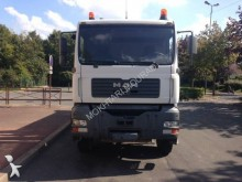 used MAN two-way side tipper truck