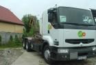 ciężarówka Renault Premium 2001, hak Marrel
