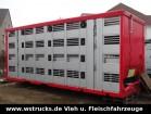 camion trasporto bestiame nc incidentato