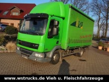 camion DAF LF 45 250 12to Ladebordwand