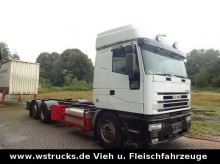 Iveco Crusor 430 Fahrgestell ohne Aufbau truck