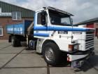 Scania T92 KIPPER+KRAAN truck