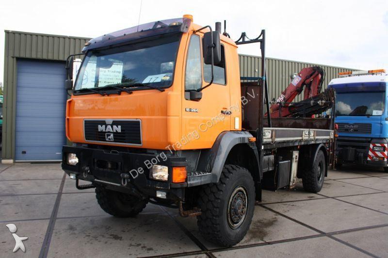 Man Used Trucks 86